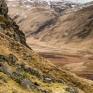 Glen Taitneach fold. © George Logan